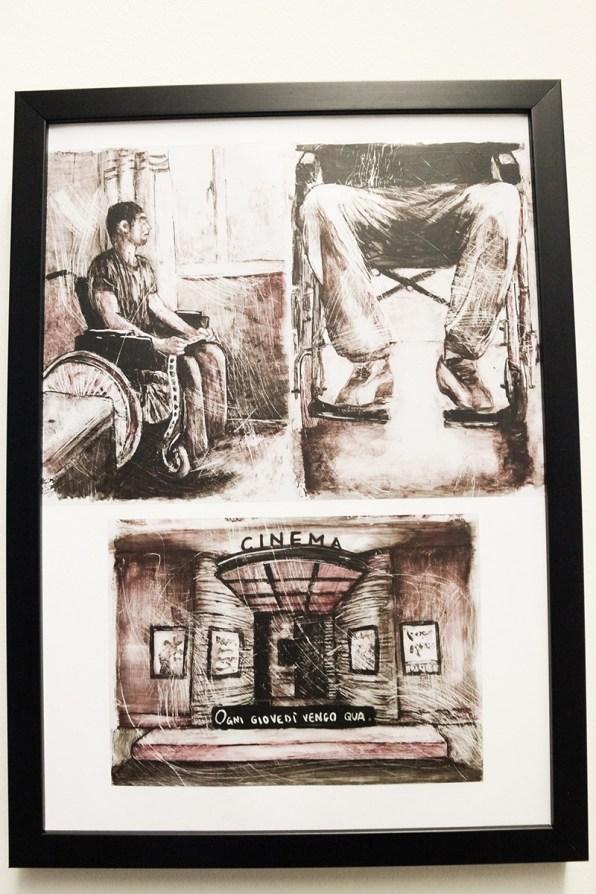 -Pietro Elisei – Non posso non devo, 2014, sezione Fumetto, Premio No Boundaries