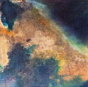 TTOZOI, Sex on canvas#6, muffe e pigmenti naturali su juta Courtesy Raffaella De Chirico - Galleria Arte Contemporanea, Torino