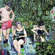 Gianluca Capozzi - Planitars. The italian palnet of italian artists