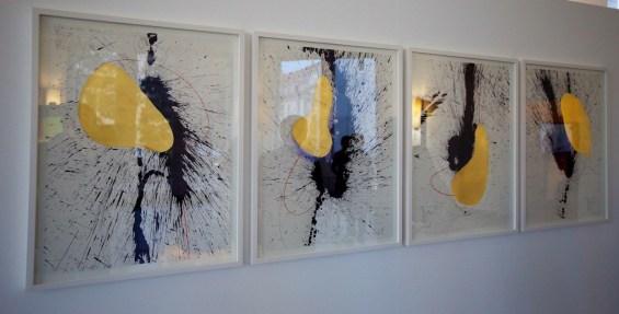 Yorinde Voigt, A differente that makes a difference, Premio Artisti per Frescobaldi 2014, Shinkel Pavilion, Berlino