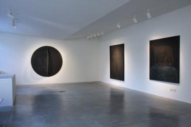 Franco Angeli. 1960-1968, veduta della mostra, Studio Gariboldi, Milano