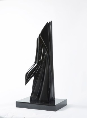 Pablo Atchugarry, 2014, bronzo, 76x27x14 cm