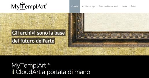 MyTemplArt, Gli archivi sono la base del futuro dell'arte