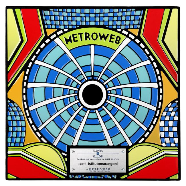 Tombini Art, Metroweb, Santi_Istituto Marangoni, Foto: Sergio Caminata