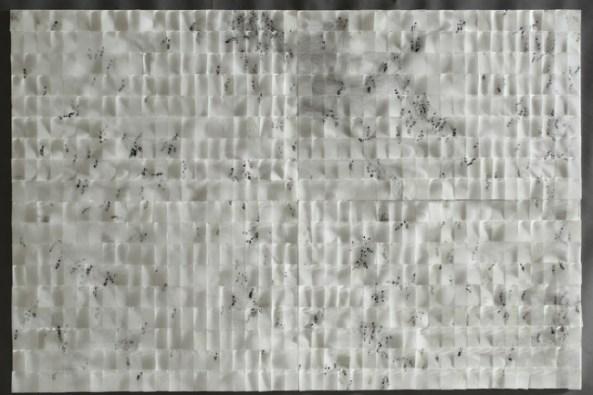 Laura Bisotti, Geografie di cadute, 2014, Galleria Zak project space