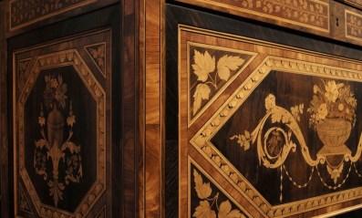 Giuseppe Maggiolini, Commode, 1800 circa, Collezione privata (dettaglio)