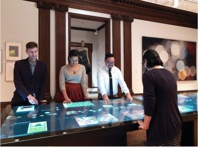 "Installation view of ""Making Design."" Photo- Matt Flynn © 2014 Cooper Hewitt, Smithsonian Design Museum."
