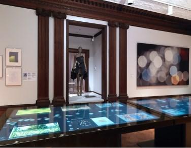 "Installation view of ""Making Design."" Photo by Matt Flynn © 2014 Cooper Hewitt, Smithsonian Design Museum"