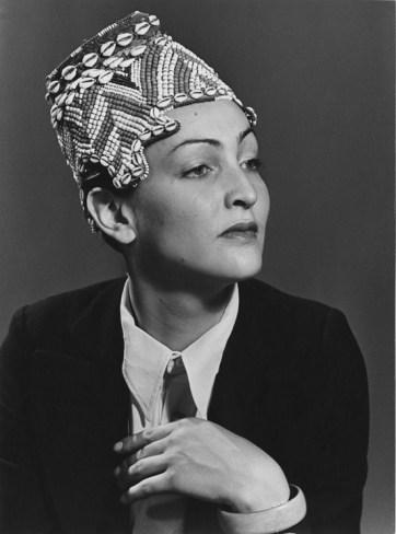 Man Ray, Femmes e Mode au Congo, serie 1941-1955