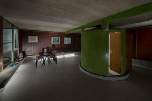 Jean Prouvé, Pavilion Les Jours meilleurs, 1956, Collection Maja Hoffmann, Heillecourt, Photo Attilio Maranzano