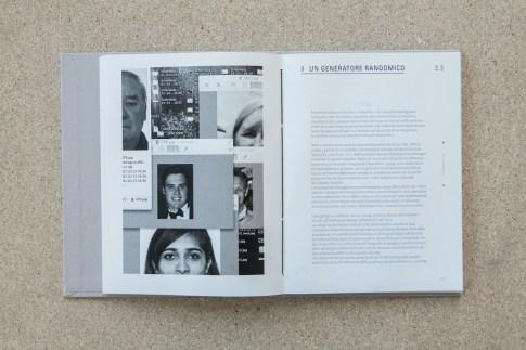 Nicola Cristina Leck, A diverso da A, generatore randomico di identità fittizie, 2013, ISIA Urbino