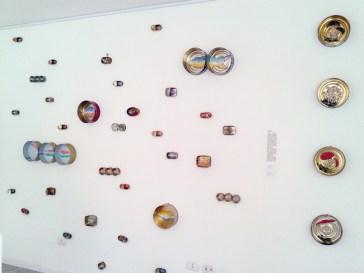 The Art of Food Valley, veduta dell'allestimento - Corrado Bonomi