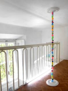 L'esprit de L'escalier, opera di Kristian Sturi