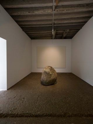 Installation View, Dansaekhwa, 2015 Photo by Fabrice Seixas Image Provided by Kukje Gallery