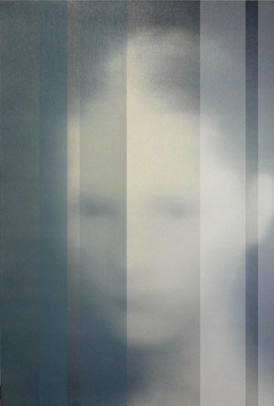 Juan Eugenio Ochoa, Lirica-Analitica, olio su tela, 100x70 cm