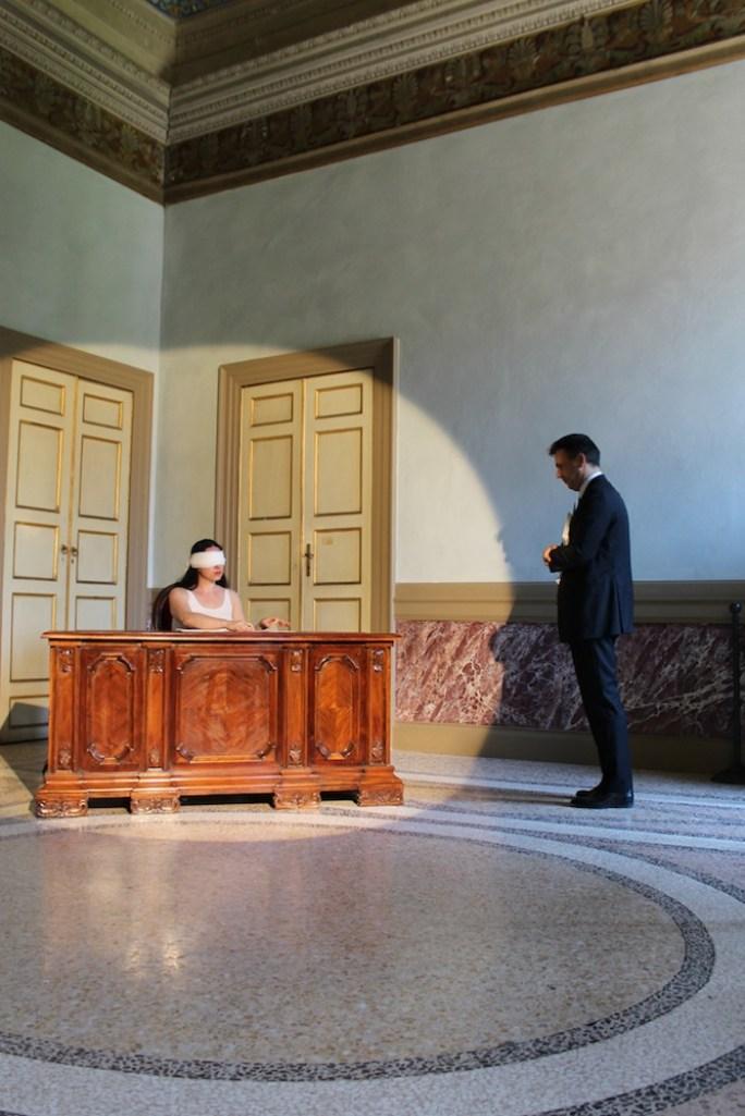 #nuovicodici, sezione #aroomofherown (Francesca Romana Pinzari), Palazzo Stanga Trecco, Cremona