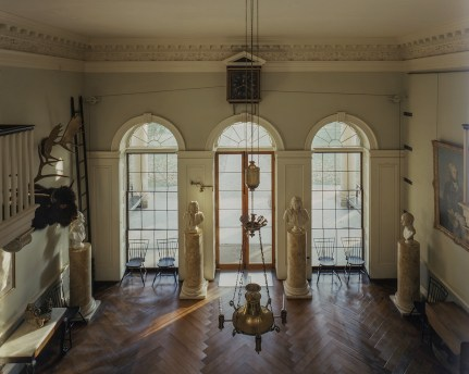 Thomas Jefferson, Monticello, Charlottesville, Virginia, United States © Langdon Clay 2015