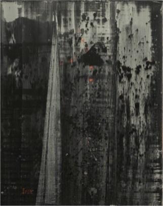 Li Lei, Untitled, 2007, acrilico su tela