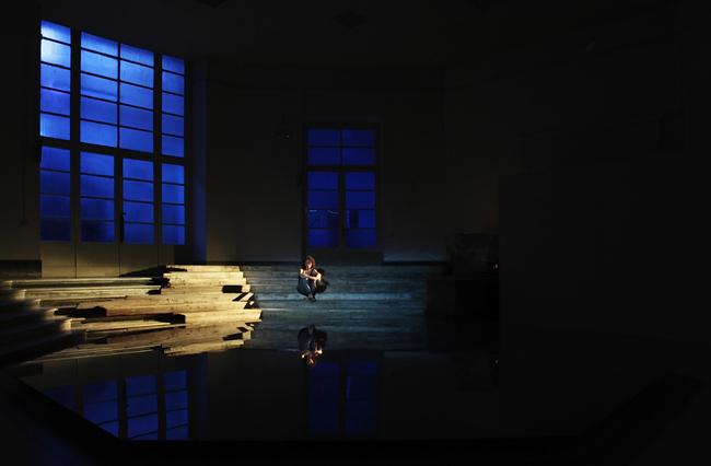 Andrea Santarlasci. Riflessi da un luogo invisibile, Galleria Passaggi, Pisa