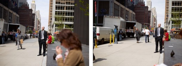 Paul Graham, 53rd Street & 6th Avenue, 6th May 2011, 2.41.26 pm, 2012