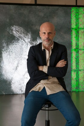Portrait Philippe Parreno 2014 Photo © Andrea Rossetti