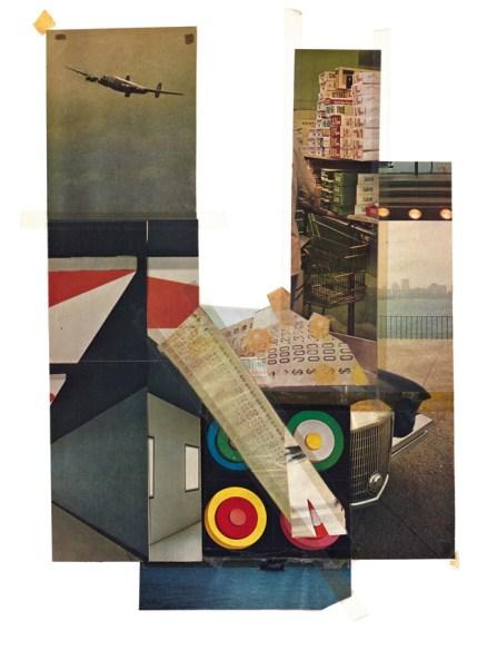 Beppe Devalle, Salem, 1965, Museo del Novecento, Milano