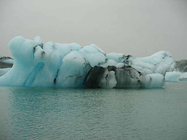 Lia Pascaniuc. GLOBAL WARMING 65° 00' N 18° 00' W