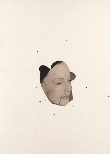 Beppe Devalle, Greta Garbo Star, 1970, collezione privata