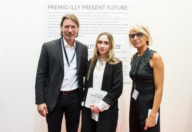 Artissima 2015, Premio Illy, Carlo Bach, Alina Chaiderov, Sarah Cosulich
