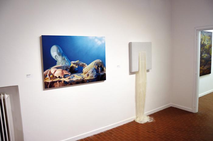 Arteam Cup 2015, veduta della mostra, Officina delle Zattere, Venezia, 24 ottobre - 22 novembre 2015