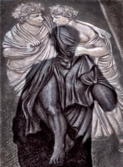 Pino Colla, Bacco e Arianna, 2010