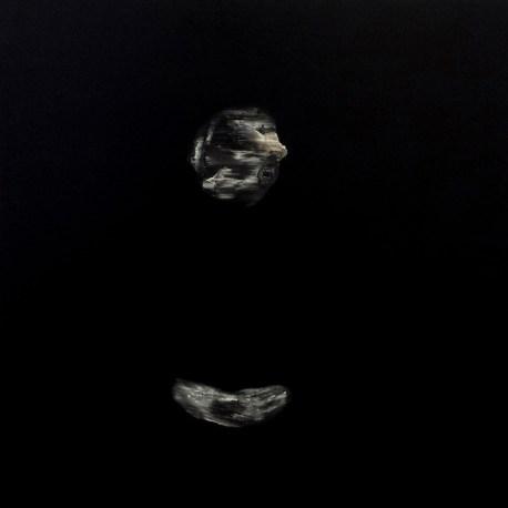 Lorenzo Puglisi, Ritratto 070915, 2015, olio su tela, 60x60 cm
