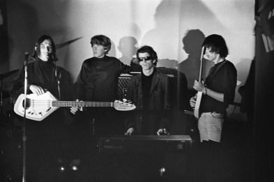 The Velvet Underground, John Davies Cale, Lou Reed
