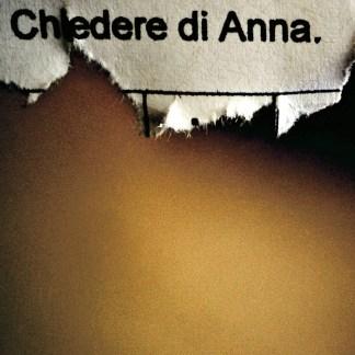 Luisa Menazzi Moretti, Bacheca, 2012, serie Words, 60x60 cm