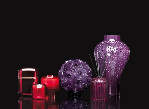 Kartell Fragrances Collection, 2015. Design by Ferruccio Laviani