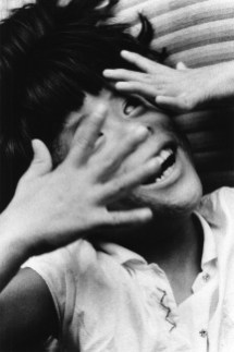 Domon Ken, Gemelle non vedenti, dalla serie Hiroshima, 1957, 457x560, Ken Domon Museum of Photography