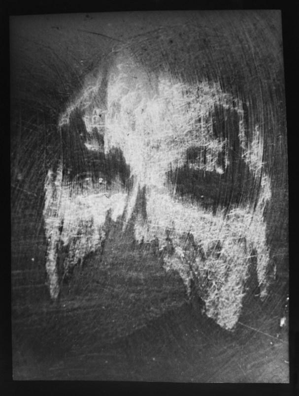 Paolo Gioli, Sconosciuti (Unknowns), 1994, black and white print