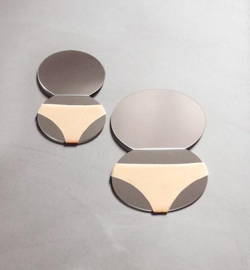 CURVY, Nicola Gobbetto per Specchio Riflesso