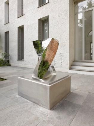 Anish Kapoor, veduta dell'allestimento, Lisson Gallery, Milano © Anish Kapoor Courtesy Lisson Gallery Photography Jack Hems