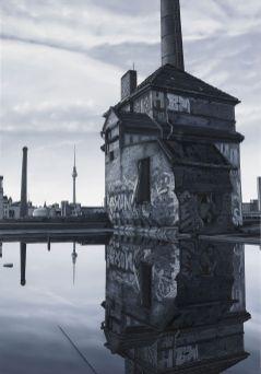 Andrea Chiesi, Perpetuum 24, 2012, olio su lino, collezione privata