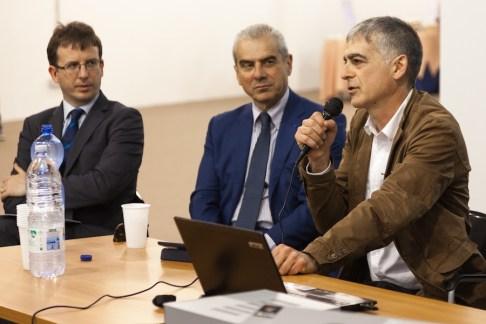 Filippo Del Corno, Alessandro Balducci, Roberto Pinto