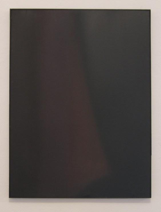 Claudio Olivieri, Senza titolo, 1978, olio su tela, 98 x 72 cm Courtesy Galleria Il Milione, Milano