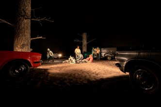 Edward Kienholz, Five Car Stud, 1969-72 - foto Delfino Sisto Legnani. Courtesy Fondazione Prada
