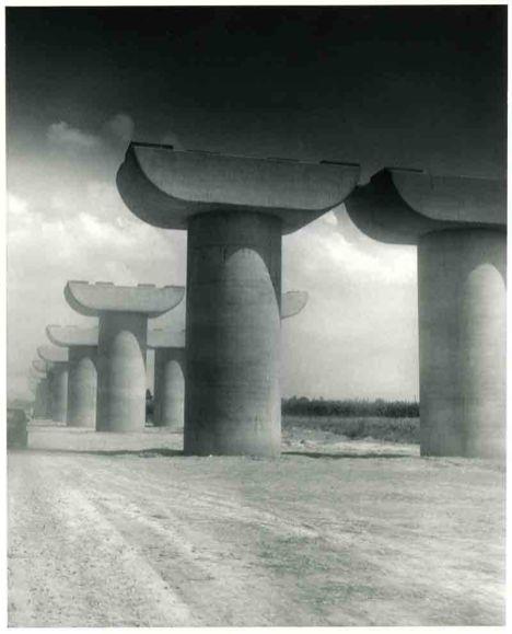 John Gossage, Senza titolo, dalla serie Tredici modi per perdere un treno, 2003 Collezione Linea di Confine, Rubiera © John Gossage
