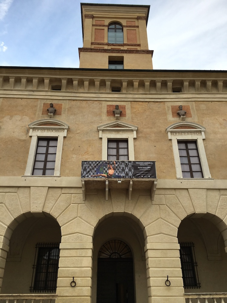 Palazzo Ducale, Sabbioneta (MN)