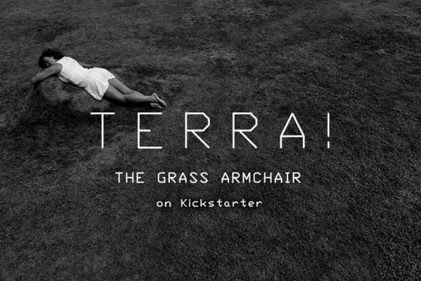 """Terra!"" | Armchair for outside use, 2000 - 2016 | Image credits danieleratti.it"