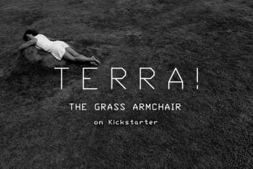 """Terra!""   Armchair for outside use, 2000 - 2016   Image credits danieleratti.it"