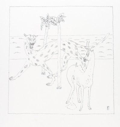 Ettore Tripodi, Diario di un naufrago 3 Courtesy Studio d'Arte Cannaviello, Milano