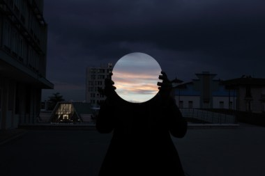 Halida Boughriet, Reflexion(s) #1, 2016