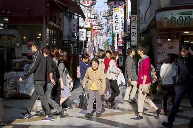 "Tomoko Goto, serie ""Tokyo lost and found"" 2016"